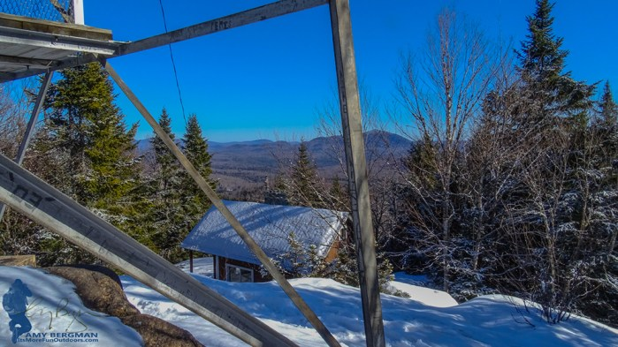 Goodnow Mountain Blog & Video: An Adirondack Winter Fire Tower Challenge Hike!