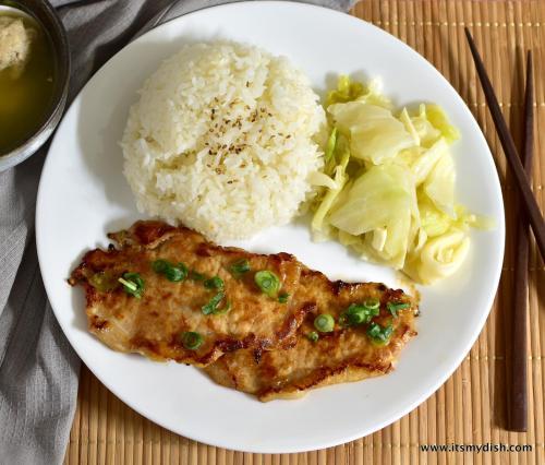 Medium Of Pork Cutlet Recipe