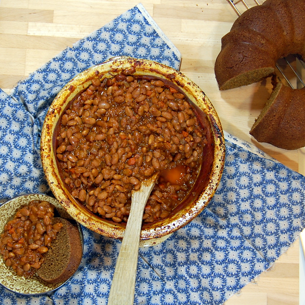 Vegetarian Boston-Style Baked Beans