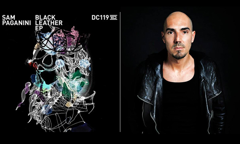 Sam-Paganini-Black-Leather-EP-Drumcode-DC119