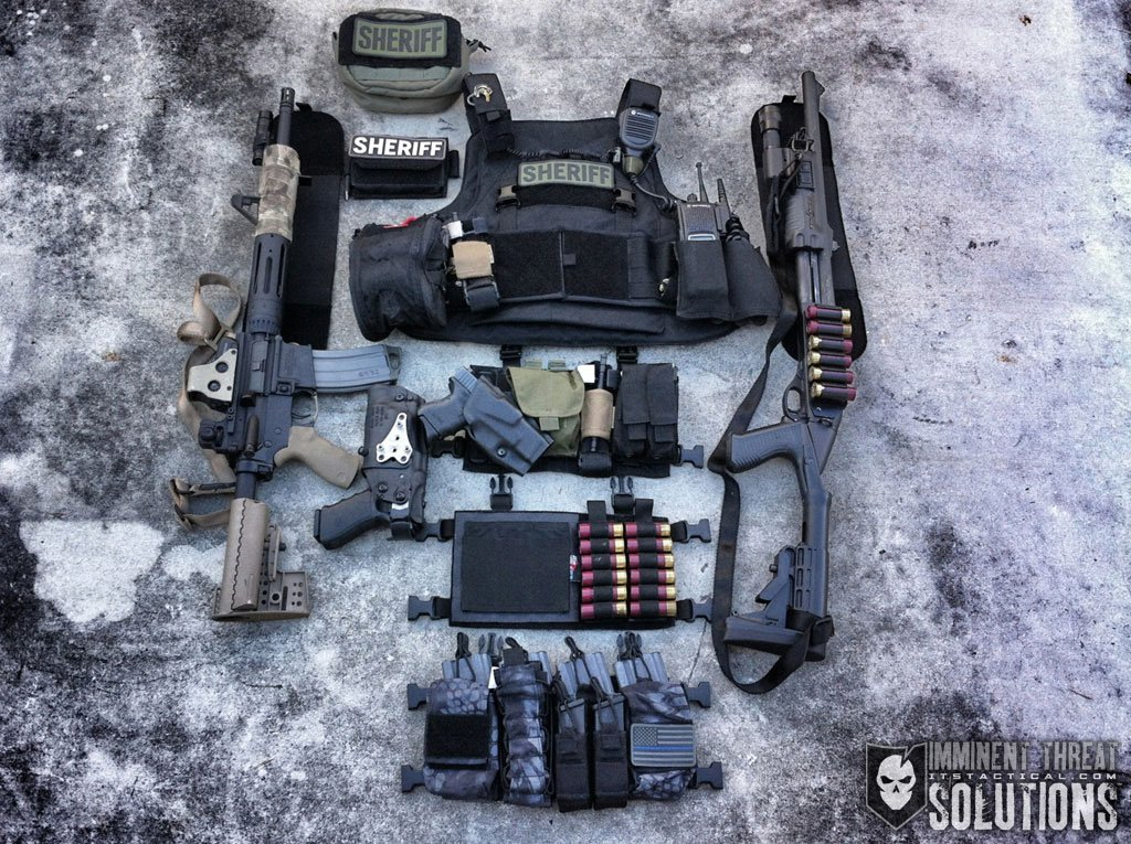 Slick To Full Vest Loadout Building A Modular Armor System