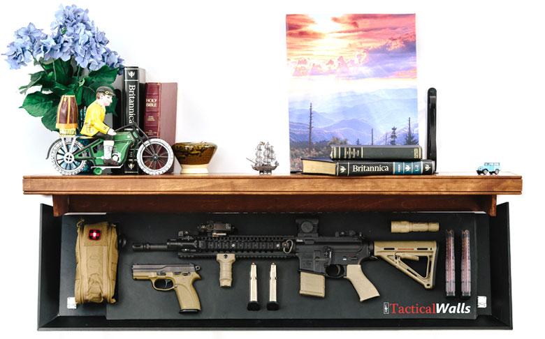Unique Places To Stash Your Firearms Hidden In Plain Sight