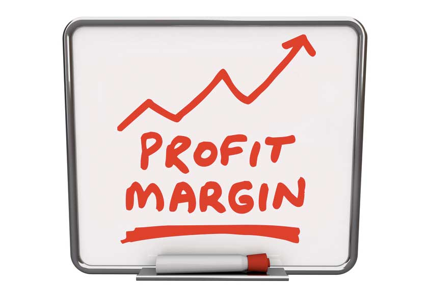 5 quick wins to improve your net profit margin IT Support Marketing - profit & loss template free