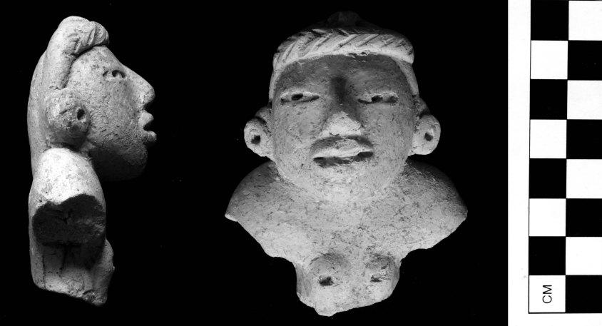 Mamom Figurine, Nixtun-Ch'ich' (Timothy Pugh)