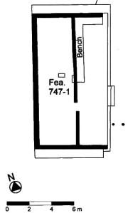 Structure 747, Zacpeten