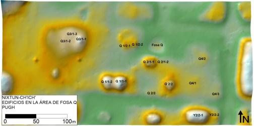Location of Fosa Q