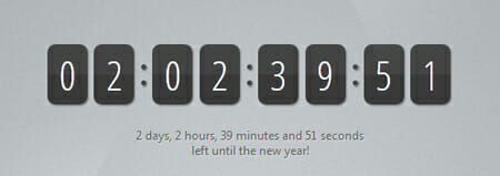 jquery-countdown-timer