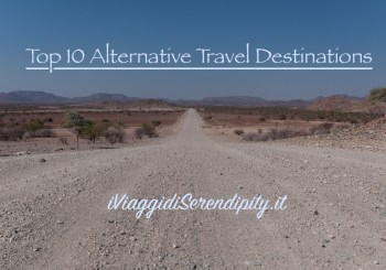 Top 10 destinazioni di viaggio alternative