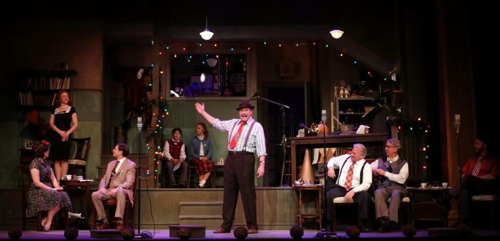 It\u0027s a Wonderful Life A Live Radio Play - Ivoryton Playhouse