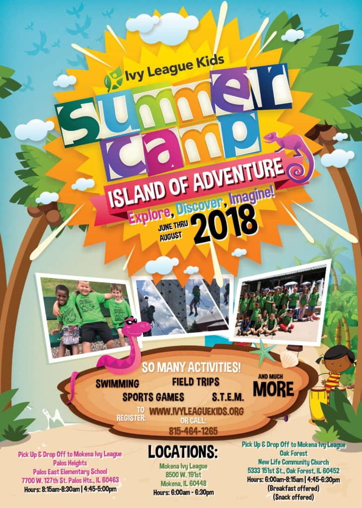 Summer Camp Summer Camp Flyer Kids Summer Camp Flyers Psd Template - Summer Camp Flyer Template