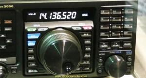 YAESU FT DX 3000