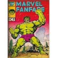 Marvel Incredible Hulk Avengers Comic Canvas Print Wall ...
