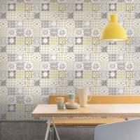 Grandeco Porto Floral Pattern Wallpaper Baroque Motif ...