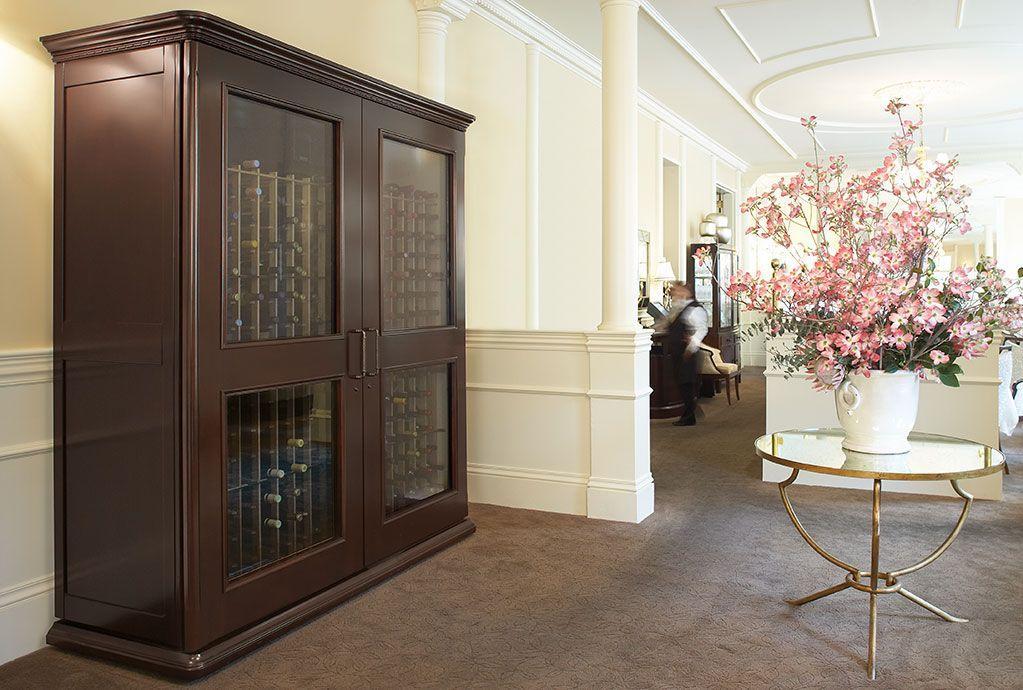 Wine Cabinets Premium Wine Storage Cabinets With Coolers