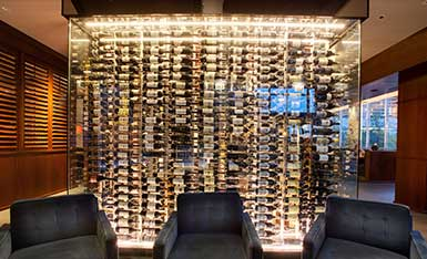 Glass Wine Cellar Doors And Walls Custom Designs