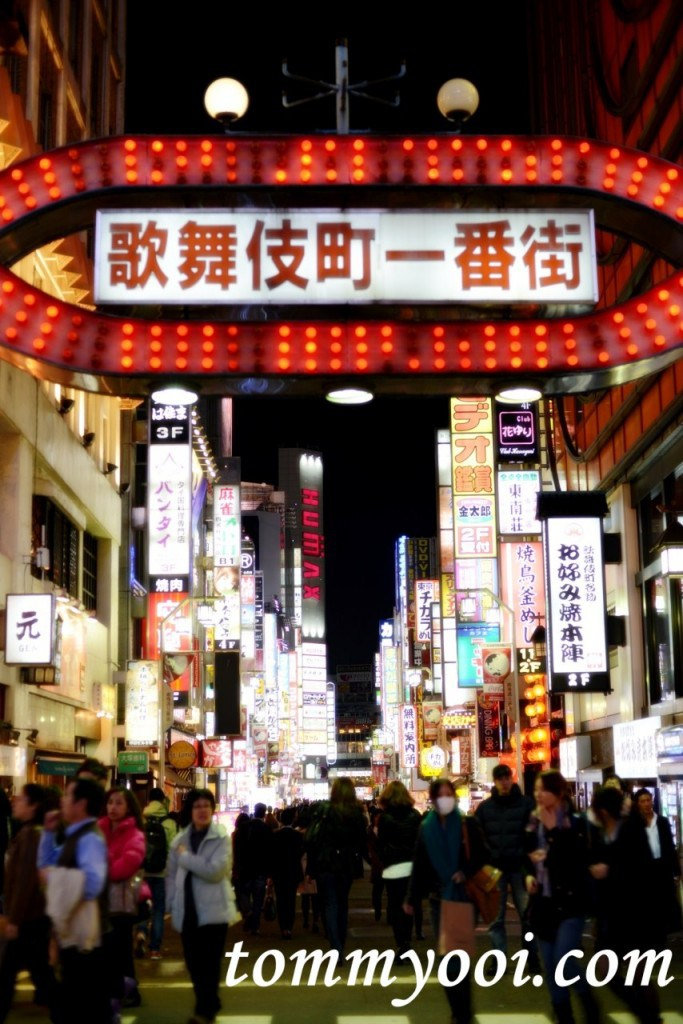 15 must visit tokyo attractions & travel guide - 7. Kabukichō