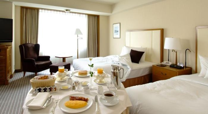 Best Chiyoda Hotels - Imperial Hotel Tokyo (5 stars)