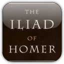 The Iliad Wallpaper Quote The Iliad Homer Heroes And Heroism Quotes And Quotes By