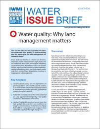 Water Issue Brief-3