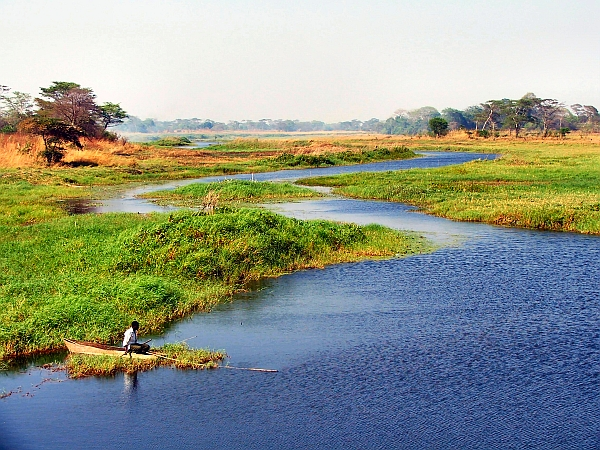Wetlands in Zambia