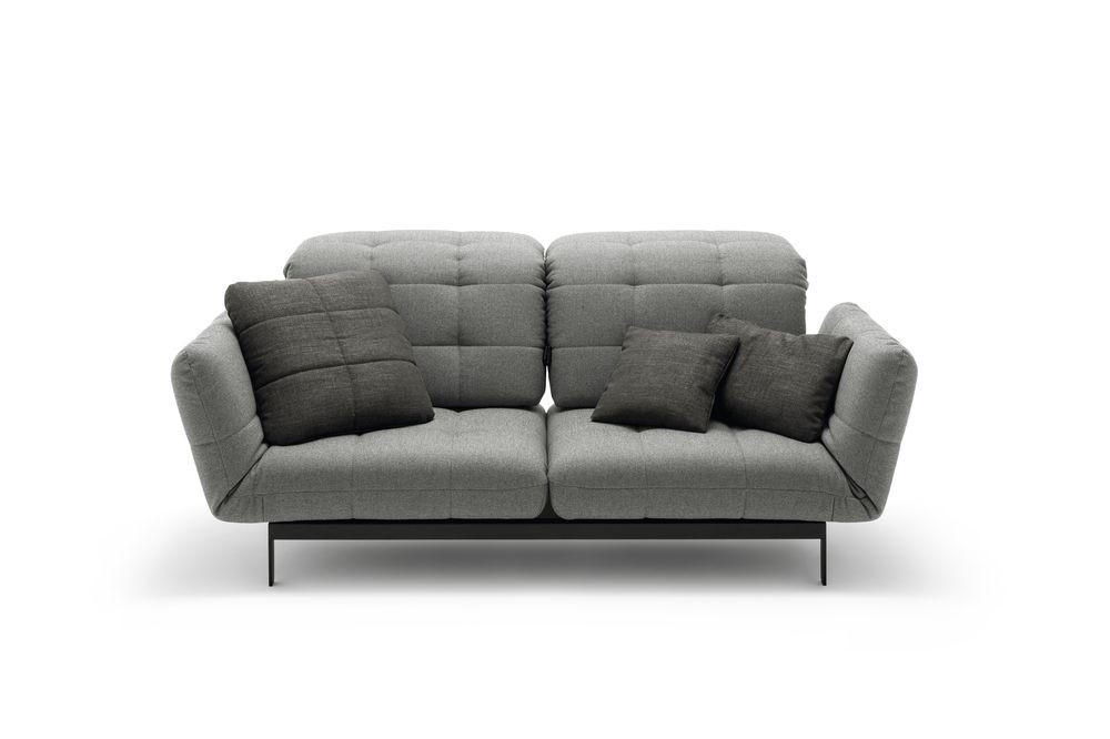 Fantastisch Design Ledersofa David Batho Komfort Asthetik ...