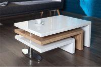 CHLOE DESIGN Table basse design Ayo Ii pas cher - Table ...