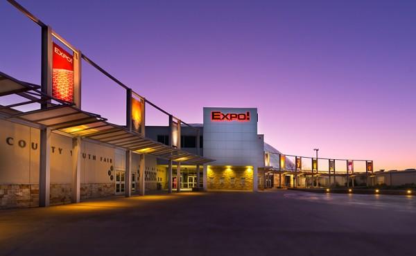 Bell County Expo Center iZone Imaging