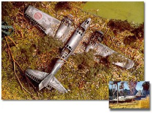 ... crash-landed on a remote part of New Guinea. By Dennis Nowicki (04/04