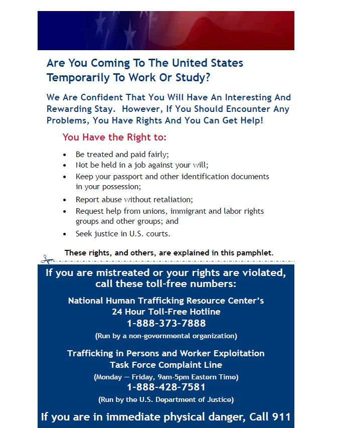 J1ie - US Embassy pamphlet