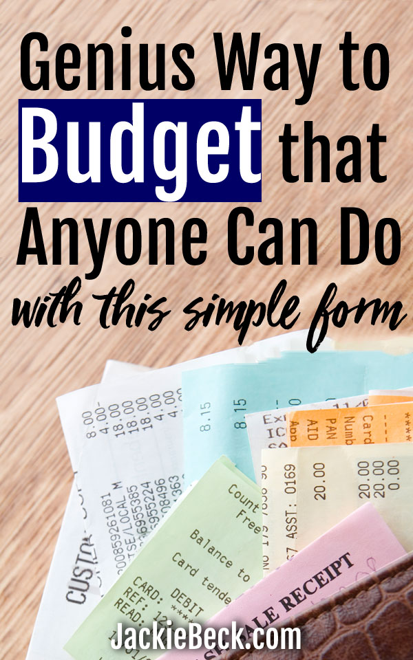 Zero Based Budgeting Forms Make Budgeting so Much Easier