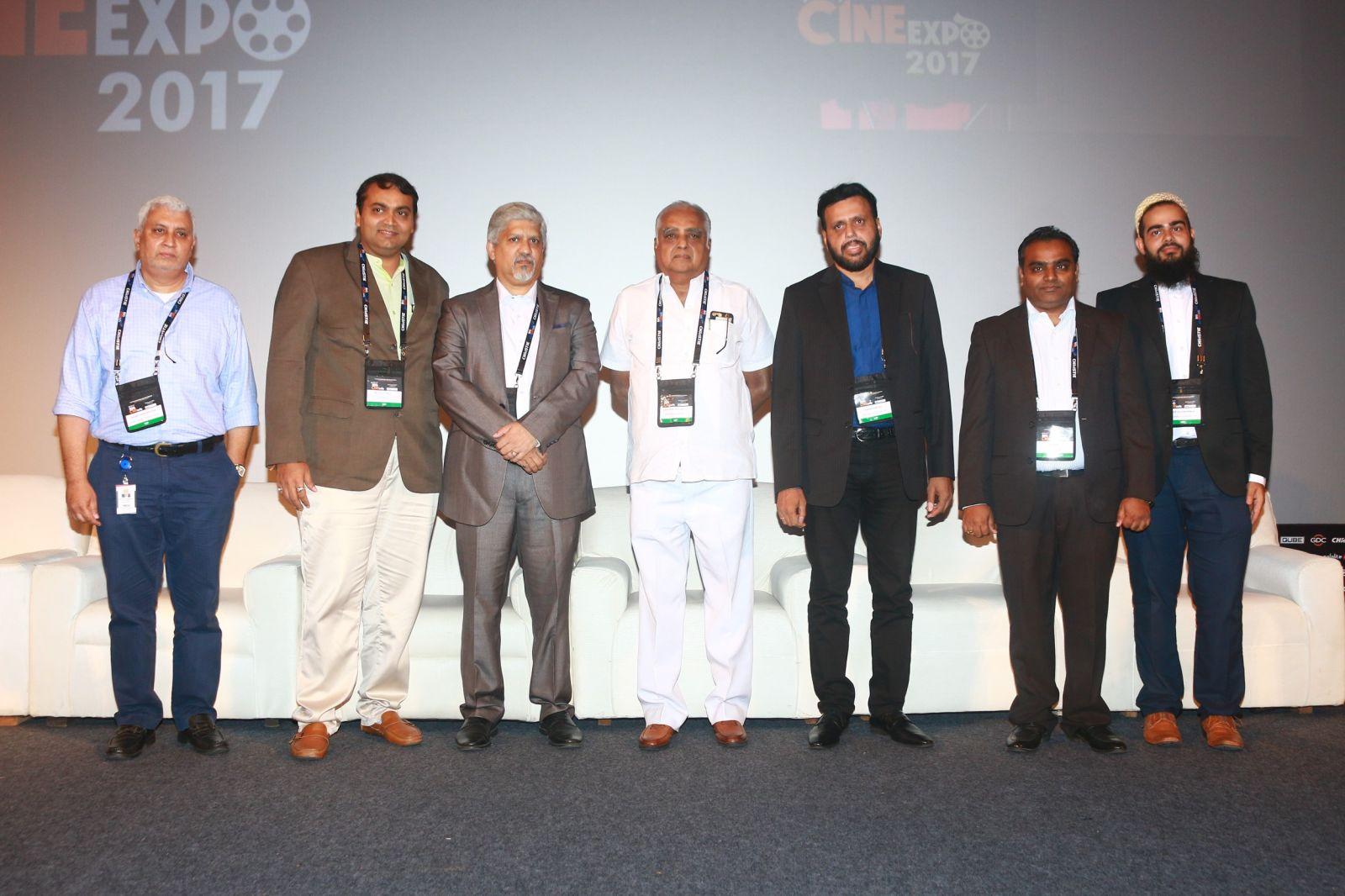 Big Cine Expo Exbetion Inauguration Pics (10)
