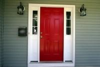 We Have a Red Front Door! | Jackie Reeve