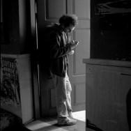Standing by the Door | Ακουμπώντας στην Πόρτα