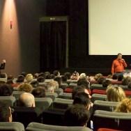 Sean Branney Speaking Before the Premiere - Ο Sean Branney Μιλάει πριν την Πρεμιέρα