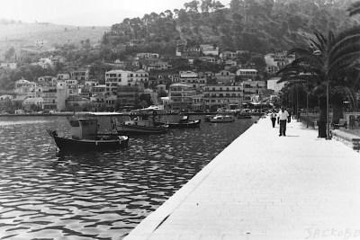 The Port of Amfilochia