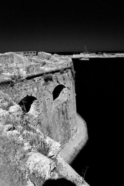sea-walls