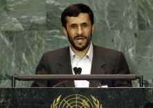 When a lamb is really a dragon – Ahmadinajad's Veiled Message