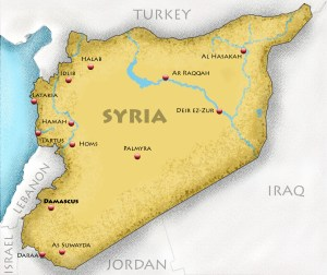 http://www.dreamstime.com/stock-images-map-syria-hand-drawn-neighboring-countries-image32789464