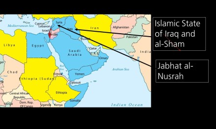 """Islamic State of Iraq and al-Sham (Syria) overuns Mosul (ancient """"Nineveh"""") and threatens Baghdad"""