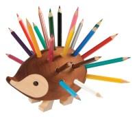 Irresistible Hedgehog Pencil Holders - Jackson's Art Blog