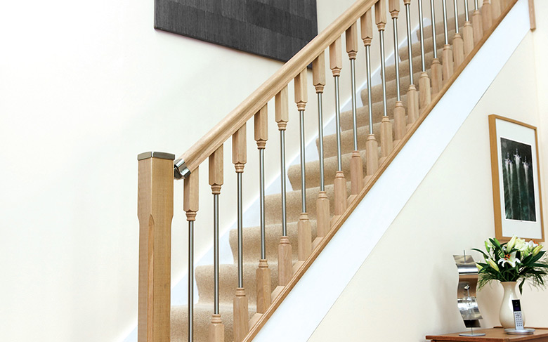 Forge Stair Parts An Excellent Range For Contemporary