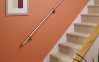 Wall Mounted Metal Handrail | Jackson Woodturners