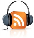 RSS Headphones - Podcasting