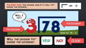 Long Division Slide