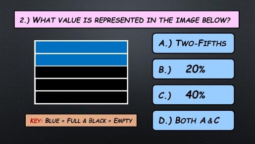Mental Math Fractions #1