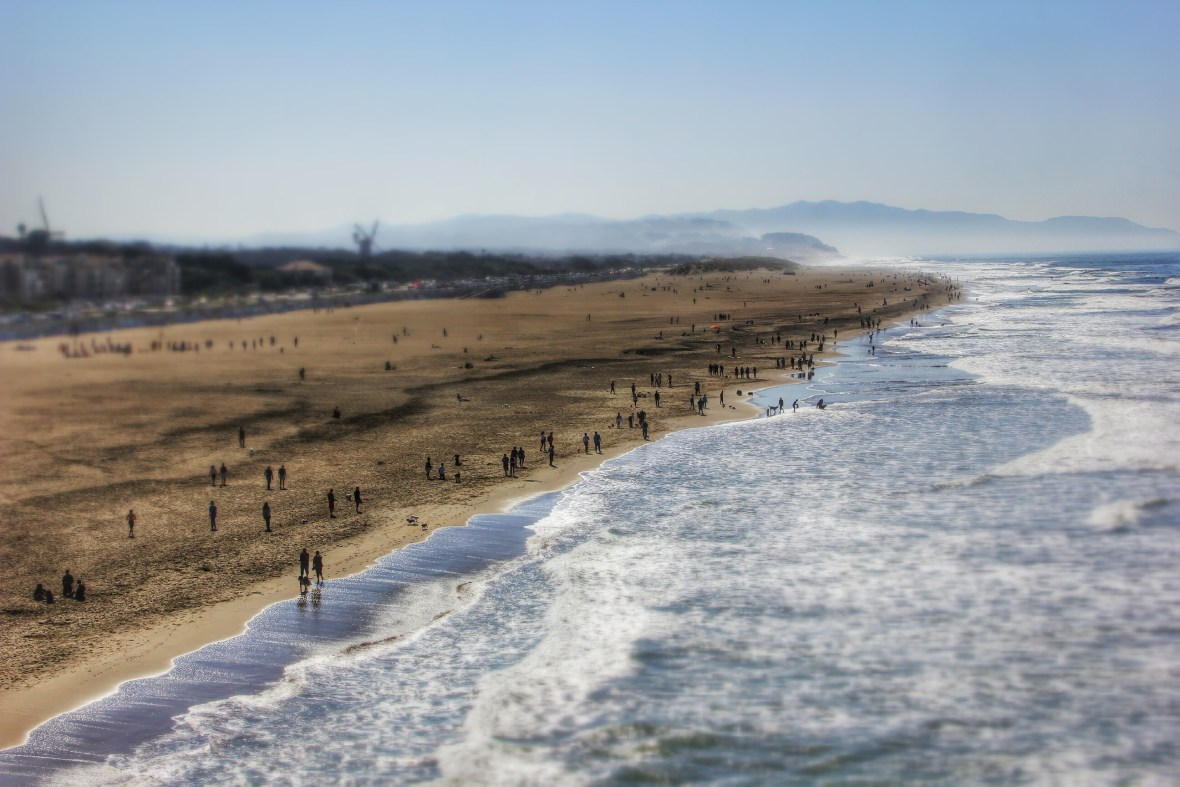 Ocean Beach, San Francisco