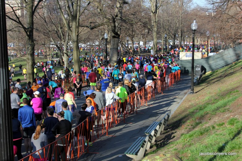 10,000 runners line up