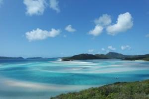 Paradies Whitehaven Beach