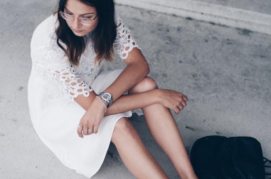 Mbym Sommerkleid und Vans9