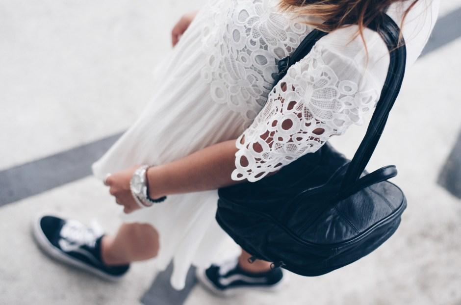 Mbym Sommerkleid und Vans10
